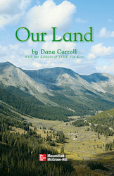 Science, A Closer Look, Grade K, Ciencias: Leveled Reader - Our Land