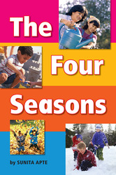 Science, A Closer Look, Grade 1,  Ciencias:  Approaching Leveled Reader - Four Seasons