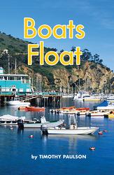 Science, A Closer Look, Grade 1,  Ciencias:  Leveled Reader - Boats Float