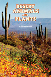 Science, A Closer Look, Grade 4, Leveled Reader Desert Animals and Plants