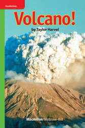 Science, A Closer Look, Grade 4, Volcano!