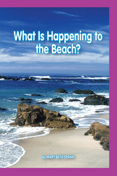 Science, A Closer Look, Grade 4, What Is Happening to the Beach? (6 copies)