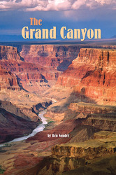 Science, A Closer Look, Grade 4, Leveled Reader Grand Canyon