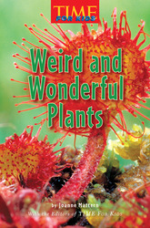 Science, A Closer Look, Grade 5, Ciencias: Leveled Readers, On-Level, Weird and Wonderful Plants (6 copies)