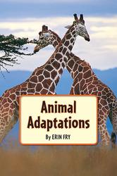 Science, A Closer Look, Grade 5, Animal Adaptations