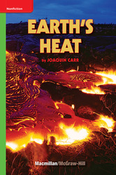 Science, A Closer Look, Grade 6, Ciencias: Leveled Readers, Approaching-Level, Earth's Heat (6 copies)