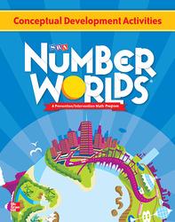 Number Worlds Number Worlds, Conceptual Development Activities Book
