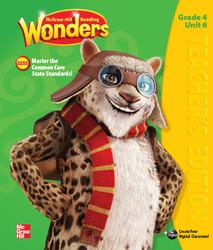 Reading Wonders Teachers Edition, Vol. 6