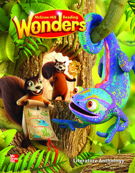 Reading Wonders Literature Anthology Volume 2 Grade 1