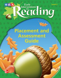 Early Interventions in Reading Level 2, Additional Placement and Assessment Guide