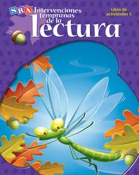 Intervenciones tempranas de la lectura Libro de actividades C (Activity Book C)