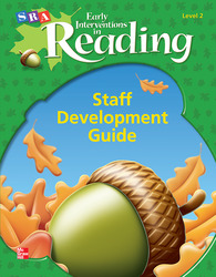 Early Interventions in Reading Level 2, Additional Staff Development Guide