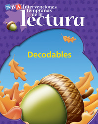 Intervenciones tempranas de la lectura Libros decodificables (Decodable Books, 56 titles)