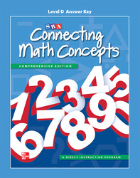 Connecting Math Concepts Level D, Additional Answer Key