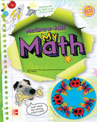 McGraw-Hill My Math, Grade 4, Student Edition, Volume 1