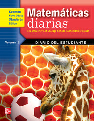 Everyday Mathematics, Grade 1, Spanish Math Journal
