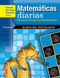 Everyday Mathematics, Grade 2, Spanish Math Journal 1