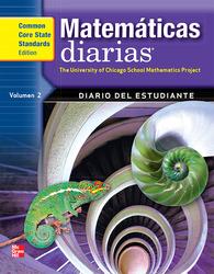 Everyday Mathematics, Grade 6, Spanish Math Journal 2