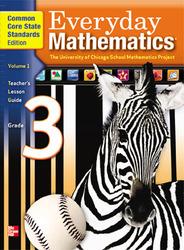Everyday Mathematics, Grade 3, Spanish Student Reference Book
