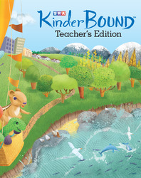 KinderBound PreK-K, Teacher's Edition