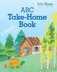 KinderBound PreK-K, ABC Takehome Book