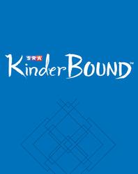 KinderBound PreK-K, Little Book Classroom Package English (6 ea. of 8 little books)
