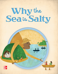 KinderBound PreK-K, Why the Sea is Salty Little Book (6-pack)