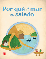 KinderBound PreK-K, Why the Sea is Salty Little Book Spanish (6-pack)