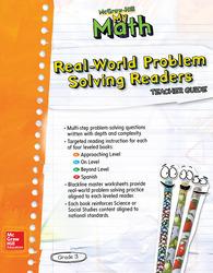 McGraw-Hill My Math, Grade 3, Real-World Problem Solving Leveled Reader Teacher Guide