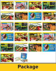 McGraw-Hill My Math, Grade K, My Learning Station