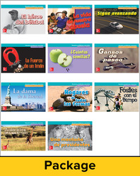 McGraw-Hill My Math, Grade 2, Spanish Real-World Problem Solving Reader Package for My Learning Station