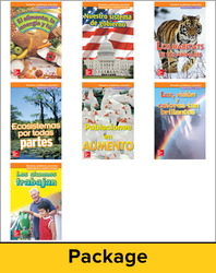 McGraw-Hill My Math, Grade 3, Spanish Real-World Problem Solving Reader Package for My Learning Station