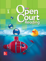 Open Court Reading Student Anthology, Book 1, Grade 2