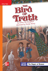 Reading Wonders Leveled Reader The Bird of Truth: Approaching Unit 2 Week 2 Grade 5