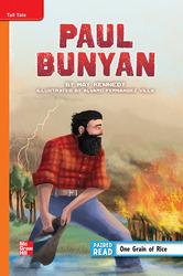 Reading Wonders Leveled Reader Paul Bunyan: Approaching Unit 4 Week 1 Grade 5