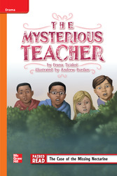 Reading Wonders Leveled Reader The Mysterious Teacher: Approaching Unit 4 Week 2 Grade 5