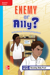 Reading Wonders Leveled Reader Enemy of Ally?: On-Level Unit 6 Week 2 Grade 5