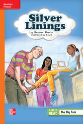 Reading Wonders Leveled Reader Silver Linings: Approaching Unit 1 Week 1 Grade 6