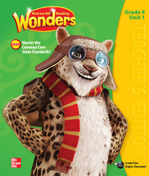 Reading Wonders, Grade 4, Teachers  Edition Package, Grade 4