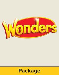 Reading Wonders, Grade 4, Comprehensive Program w/6 Year Subscription Grade 4