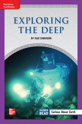 Reading Wonders Leveled Reader Exploring the Deep: ELL Unit 1 Week 4 Grade 6