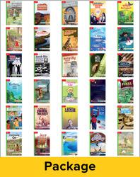 Reading Wonders, Grade 4, Leveled Reader Package (6 ea. of 30) Beyond, Grade 4