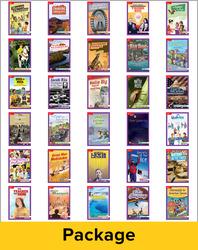 Reading Wonders, Grade 4, Leveled Reader Package (6 ea. of 30) ELL, Grade 4