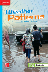 Reading Wonders Leveled Reader Weather Patterns: On-Level Unit 3 Week 3 Grade 5