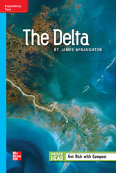 Reading Wonders Leveled Reader The Delta: On-Level Unit 4 Week 4 Grade 5