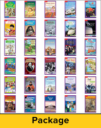 Reading Wonders, Grade 3, Leveled Reader Library Package On-Level