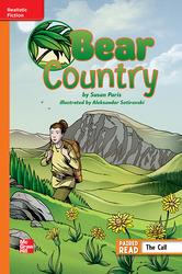 Reading Wonders Leveled Reader Bear Country: Approaching Unit 3 Week 2 Grade 6