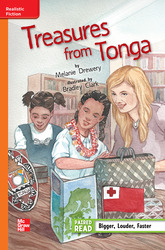 Reading Wonders Leveled Reader Treasures from Tonga: Approaching Unit 4 Week 4 Grade 6