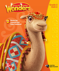 Reading Wonders, Grade 3, Teacher Edition Volume 2