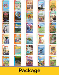 Reading Wonders, Grade 2, Leveled Reader Library Package Approaching Grade 2